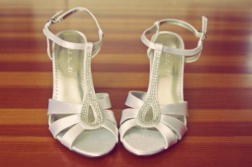 Vail Valley Wedding Shoes
