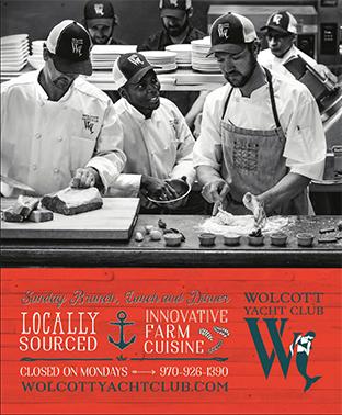Wolcott Yacht Club