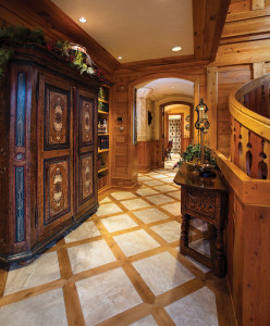 Entry Hall Photograph by Brent Bingham