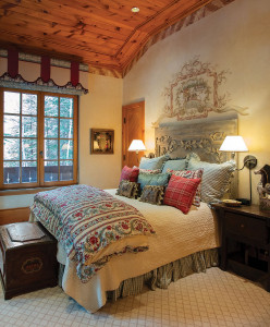 Main Level Guest Room Photograph by Brent Bingham