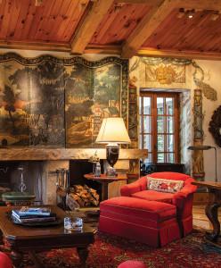 Main Living Room Photograph by Brent Bingham 2
