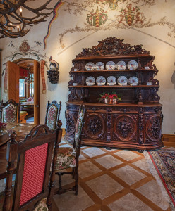 The Dining Room Photograph by Brent Bingham
